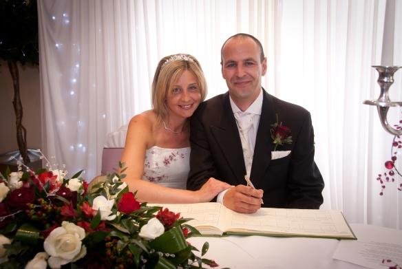 The Happy Couple ...